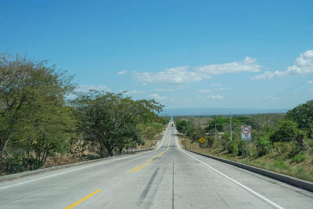 nicaragua backpacking itinerary