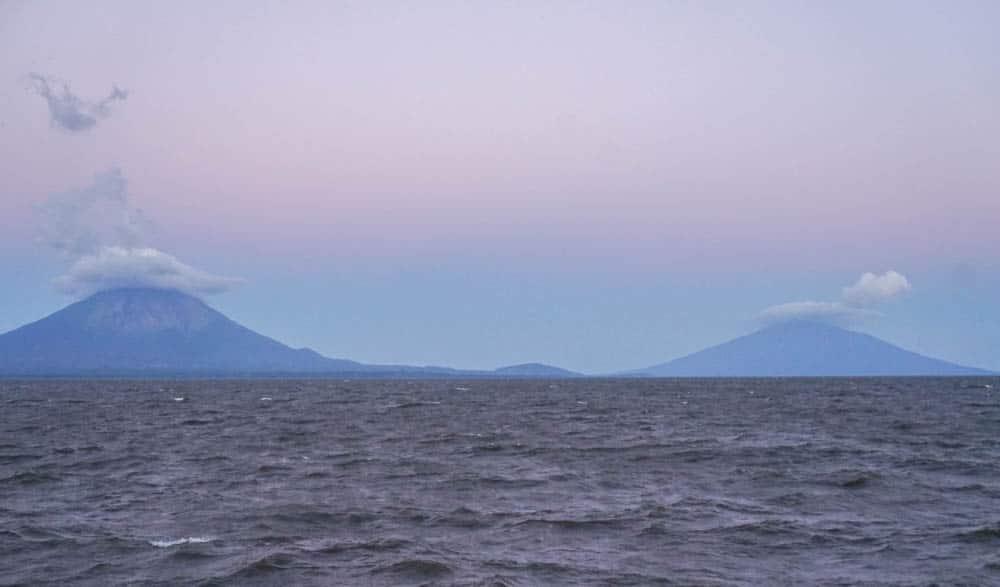 volcanoes in ometepe nicaragua