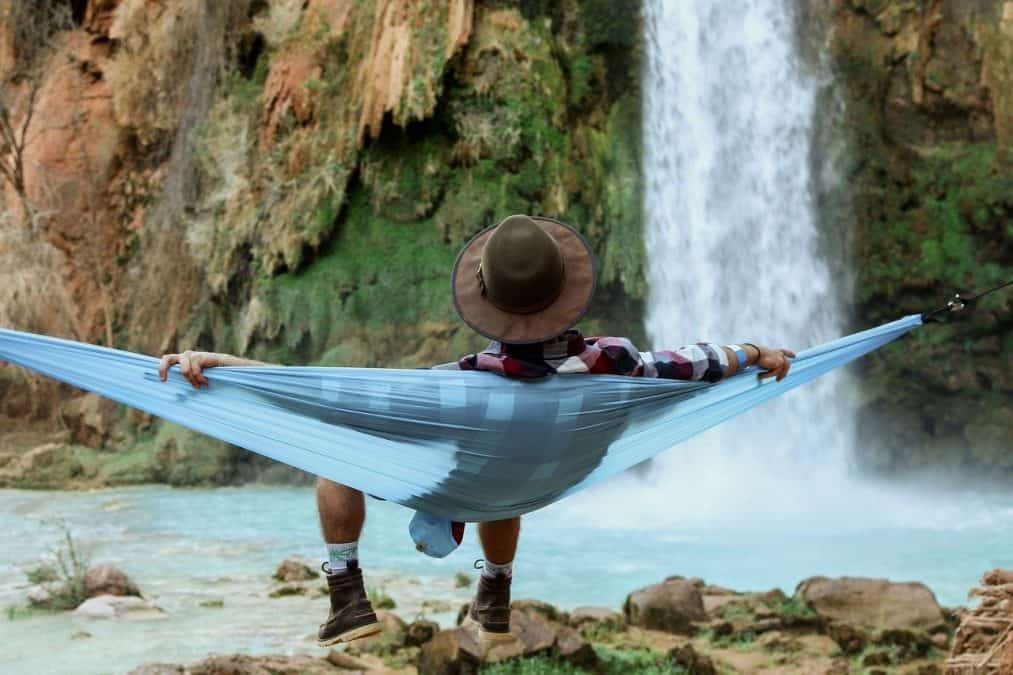 hammock gift for a hiker
