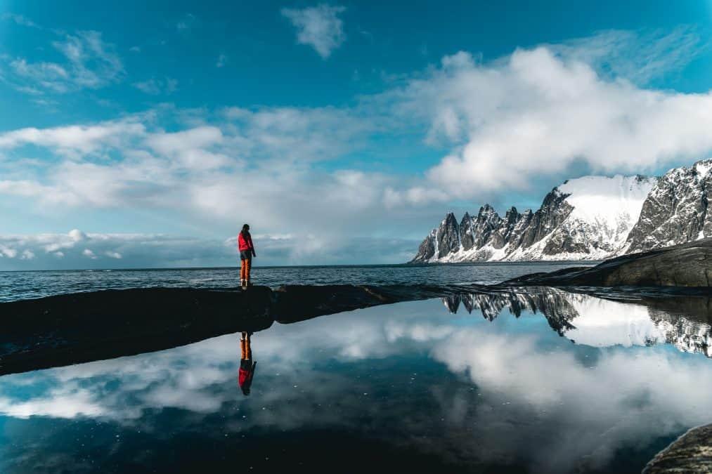 reflectin mountain