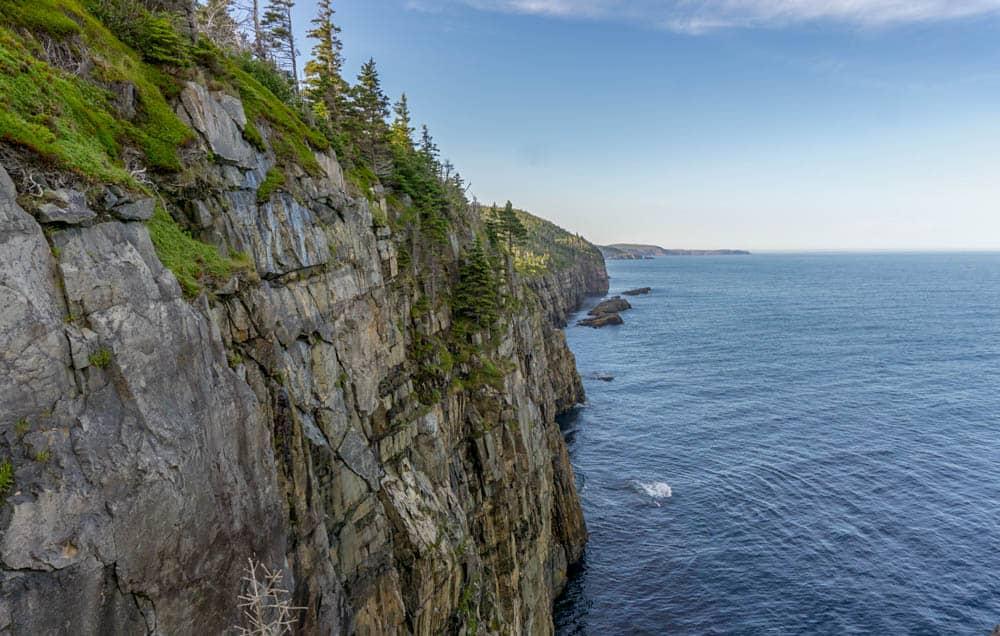 spout hike east coast trail