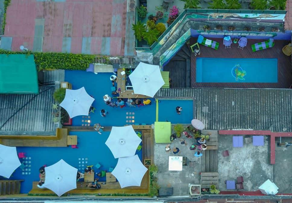 tropicana hostel rooftop
