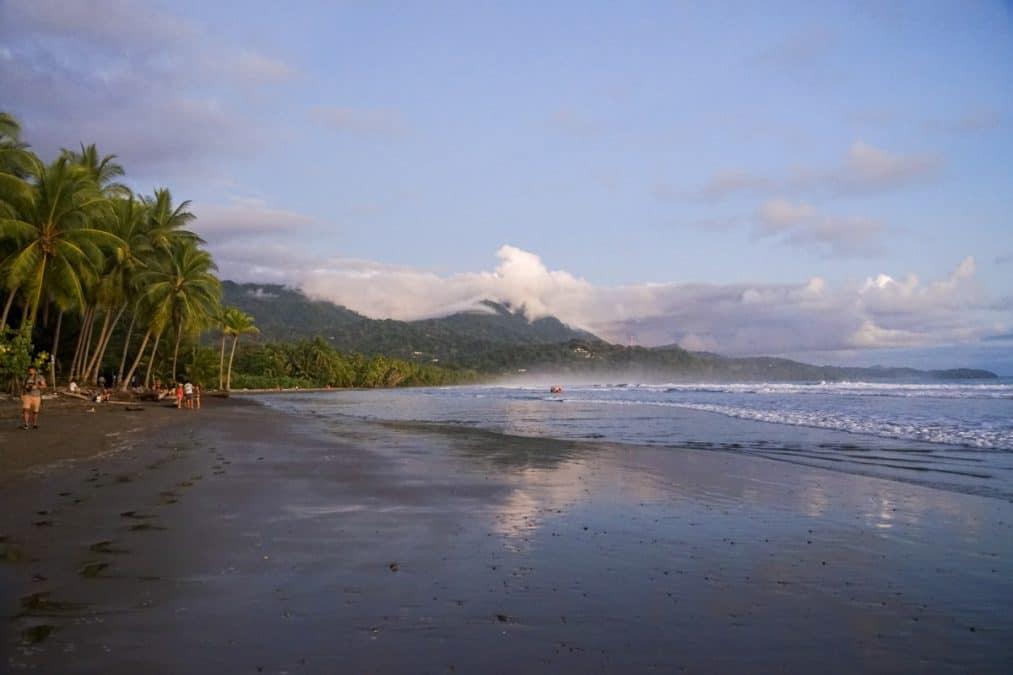 beach uvita costa rica