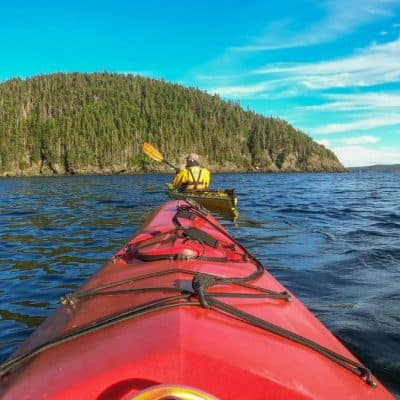 Where to go Sea Kayaking in Newfoundland