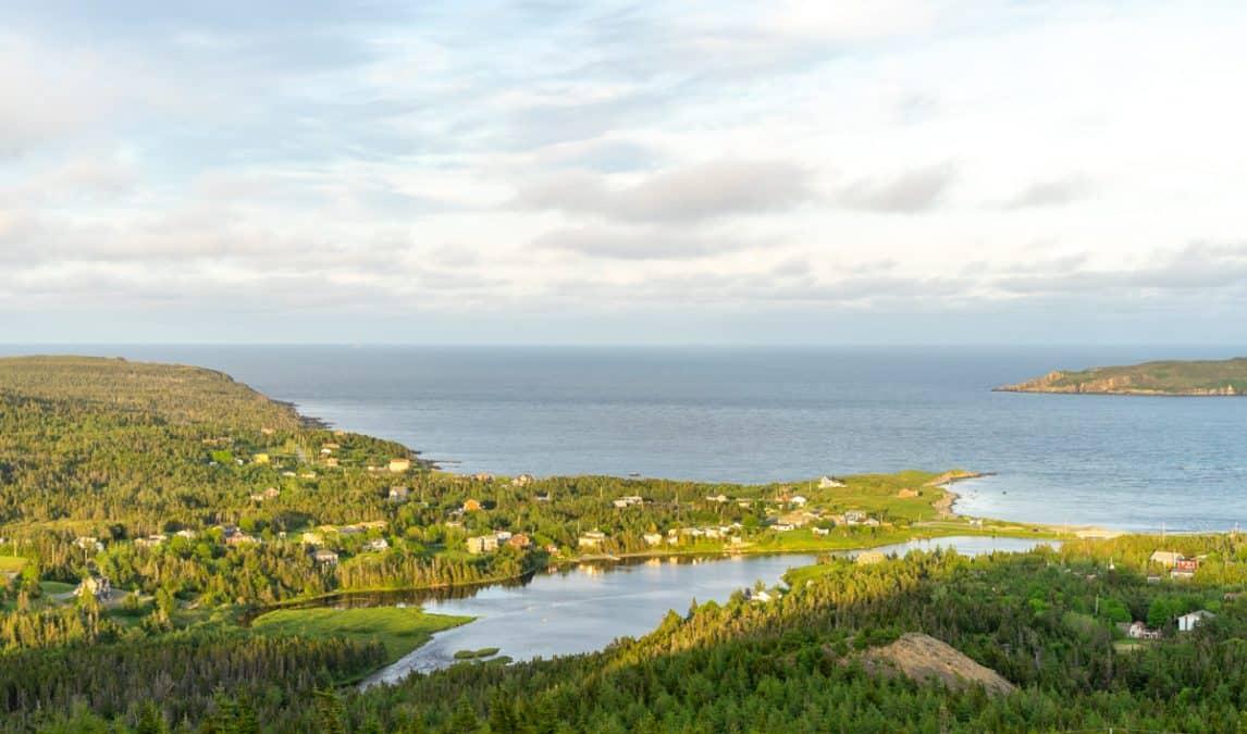 Witless Bay, Irish Loop Newfoundland
