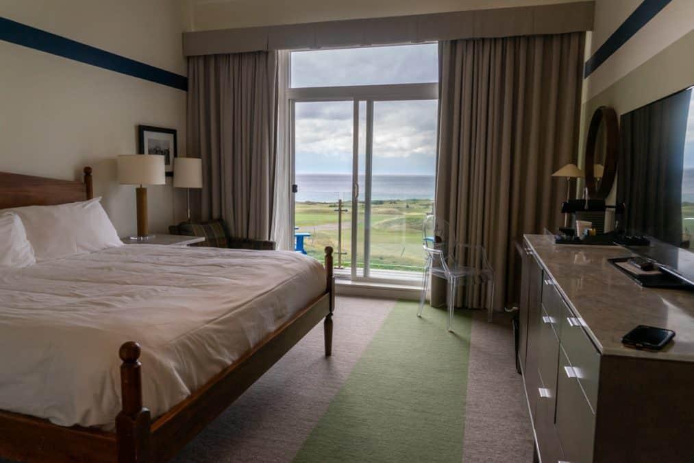 room at cabot links golf resort