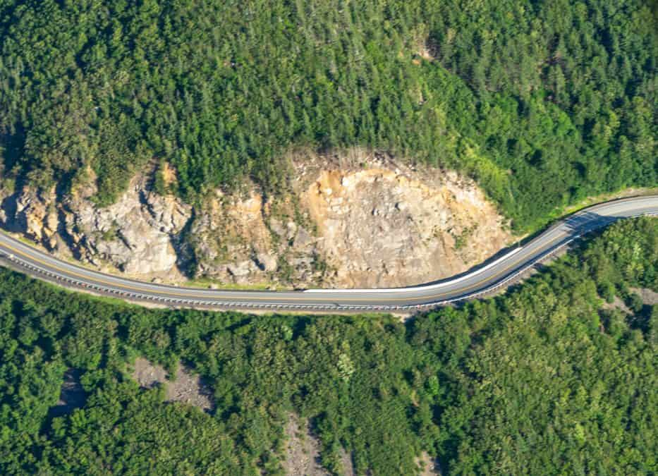 road on the cabot trail itinerary