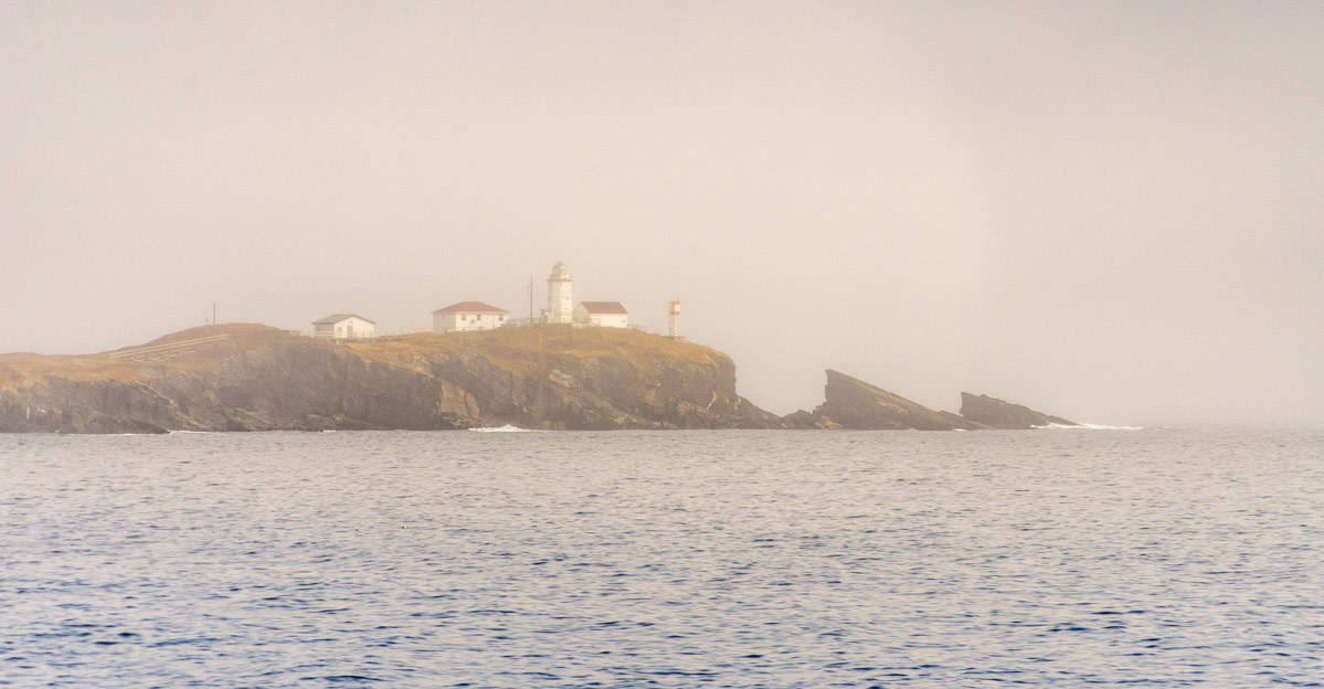 lighthouse on the discovery trail newfoundland