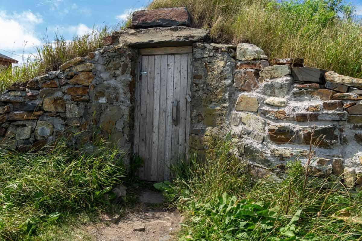 root cellars in elliston