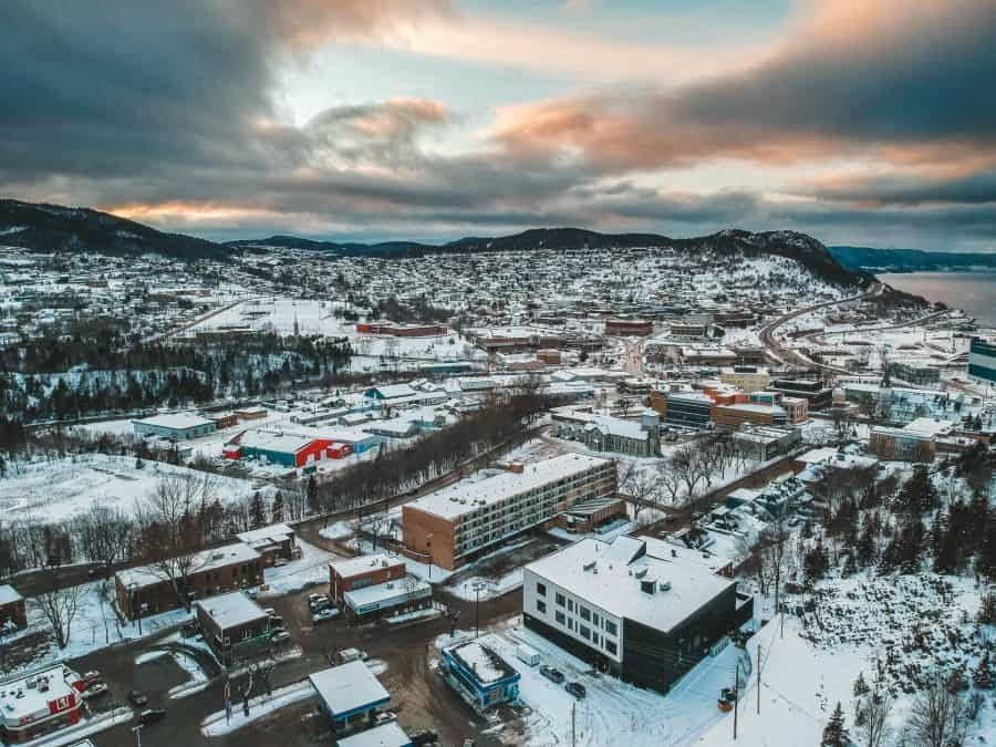 corner brook newfoundland
