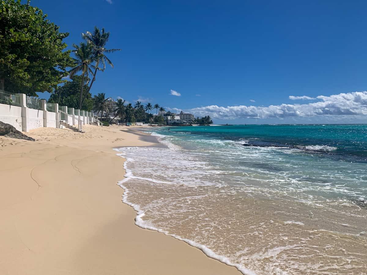 Worthing Beach, Barbados