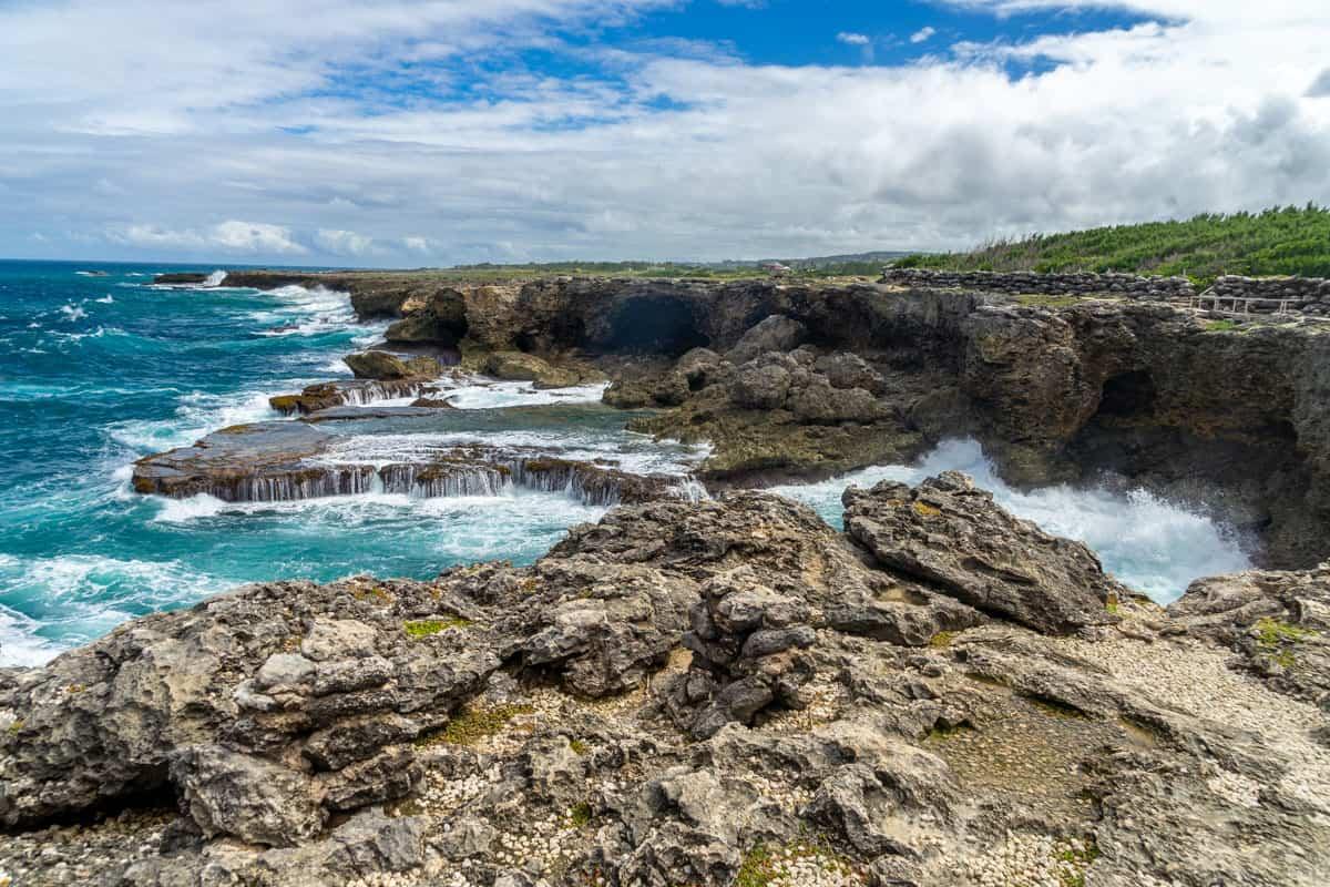 north coast barbados scenery
