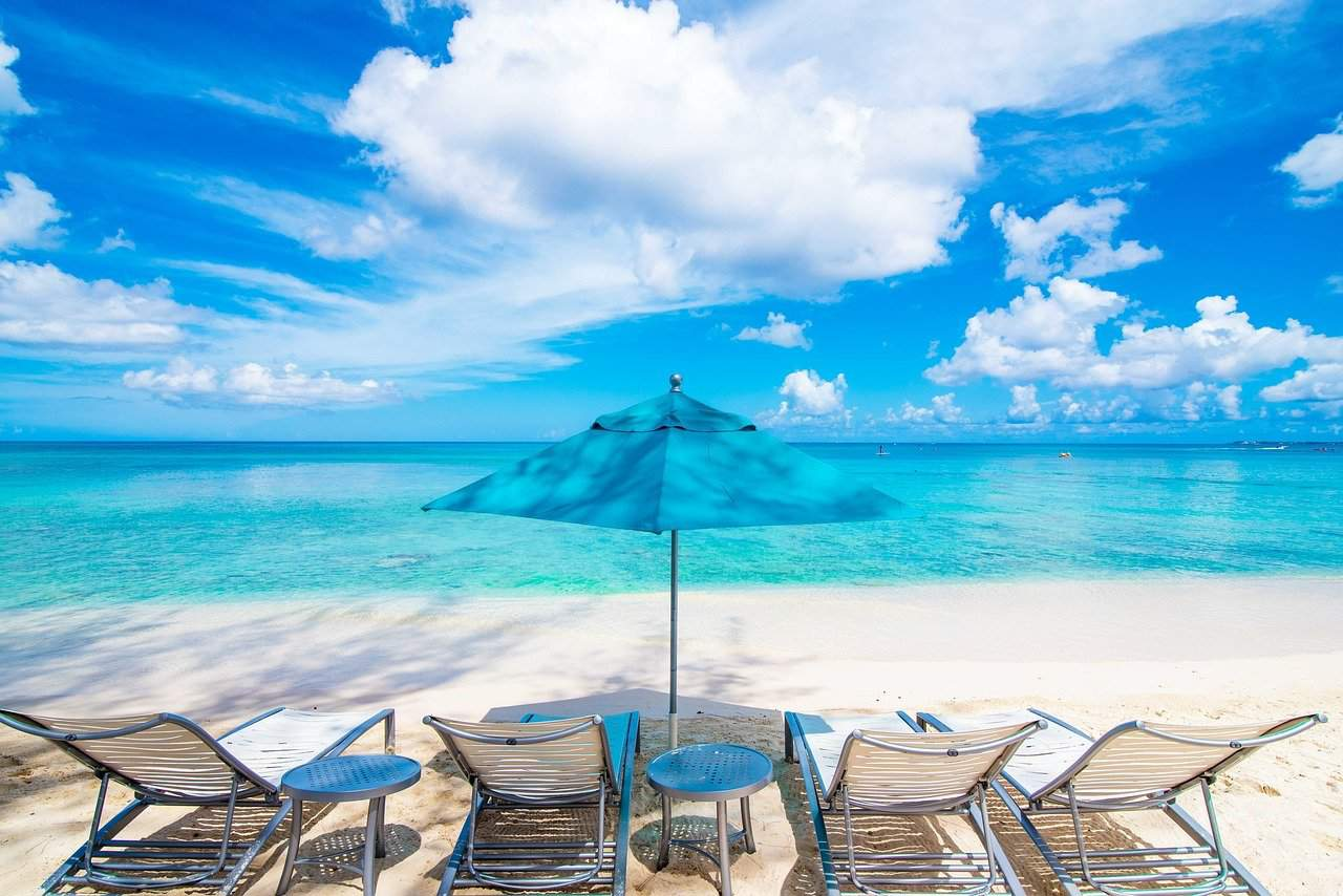 beach in the cayman islands
