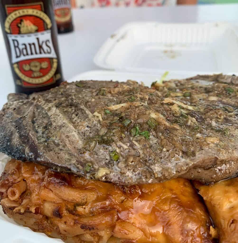 fish fry in barbados