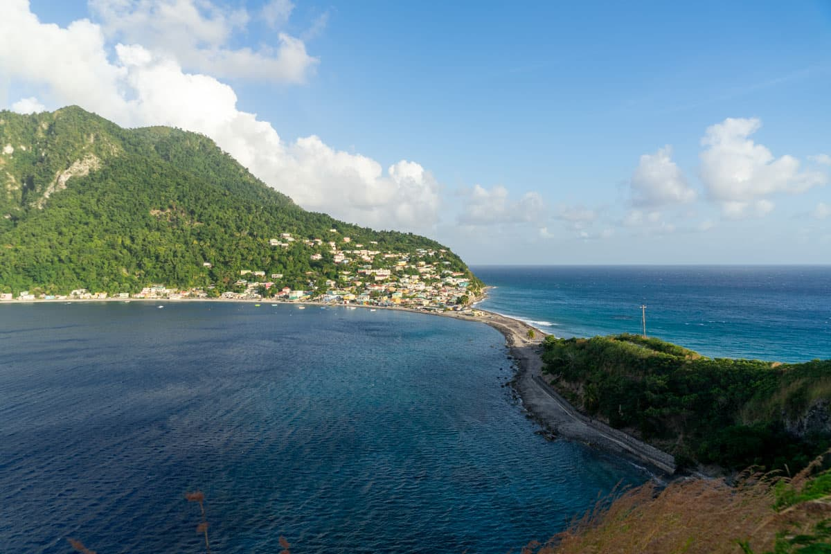 Scott's Head, Dominica