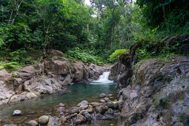 chauderia pool dominica