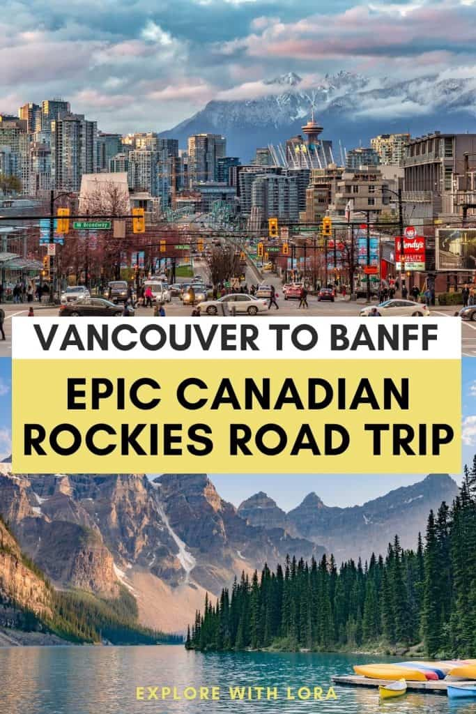 banff to vancouver pin