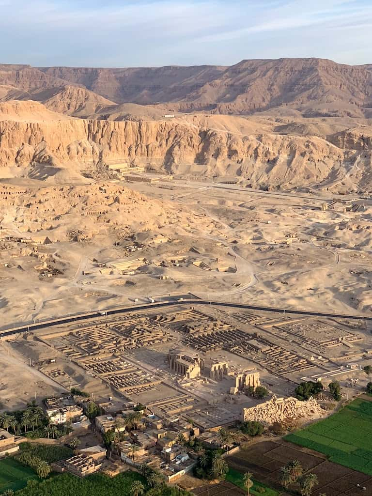 Luxor and the Valley of the Kings in Egypt