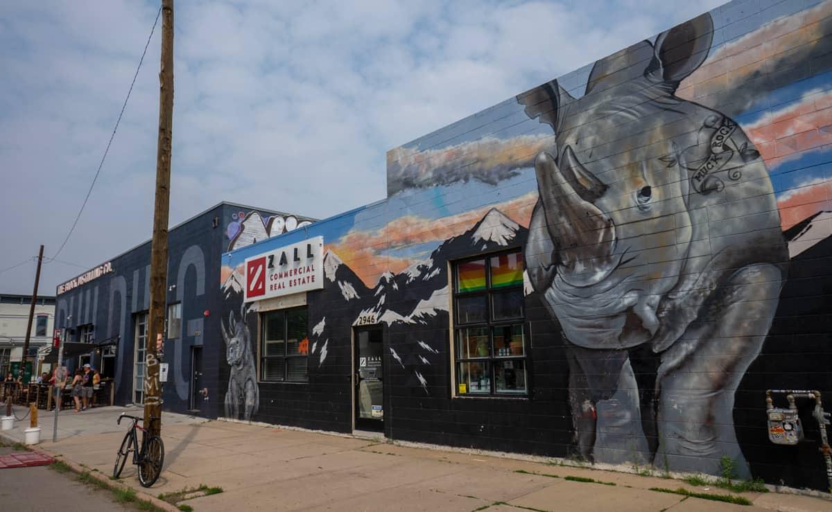 River North Art District, Denver