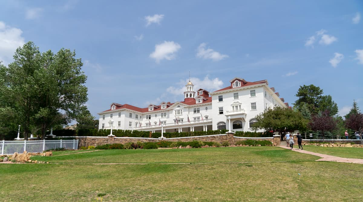 stanley hotel Rocky Mountain National Park